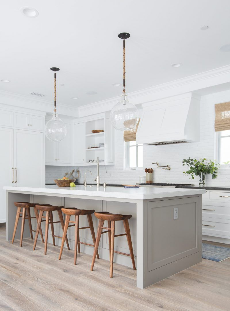 Gray Kitchen Cabinets Benjamin Moore 14 Grey Kitchen Ideas Best Gray Kitchen Designs And Inspiration
