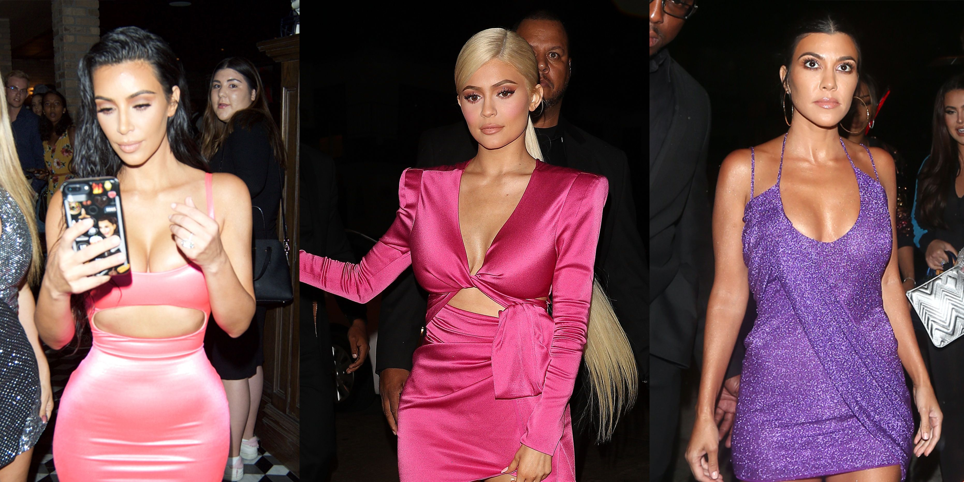18 Geburtstag Party Outfit Kylie Jenner S 21st Birthday Party Was Barbie Themed Attended By