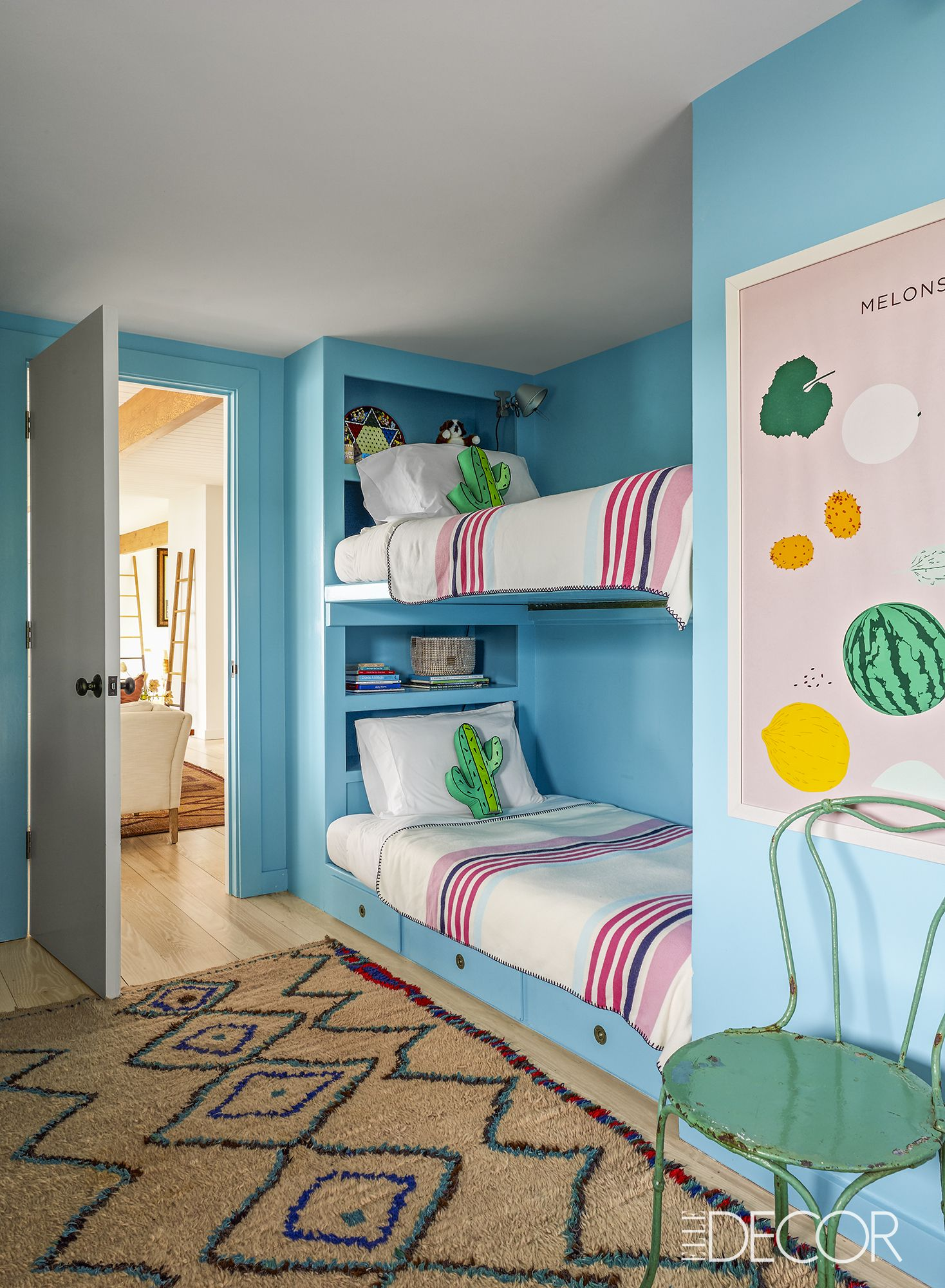 Unique Kid Rooms 25 Cool Kids Room Ideas How To Decorate A Child S Bedroom