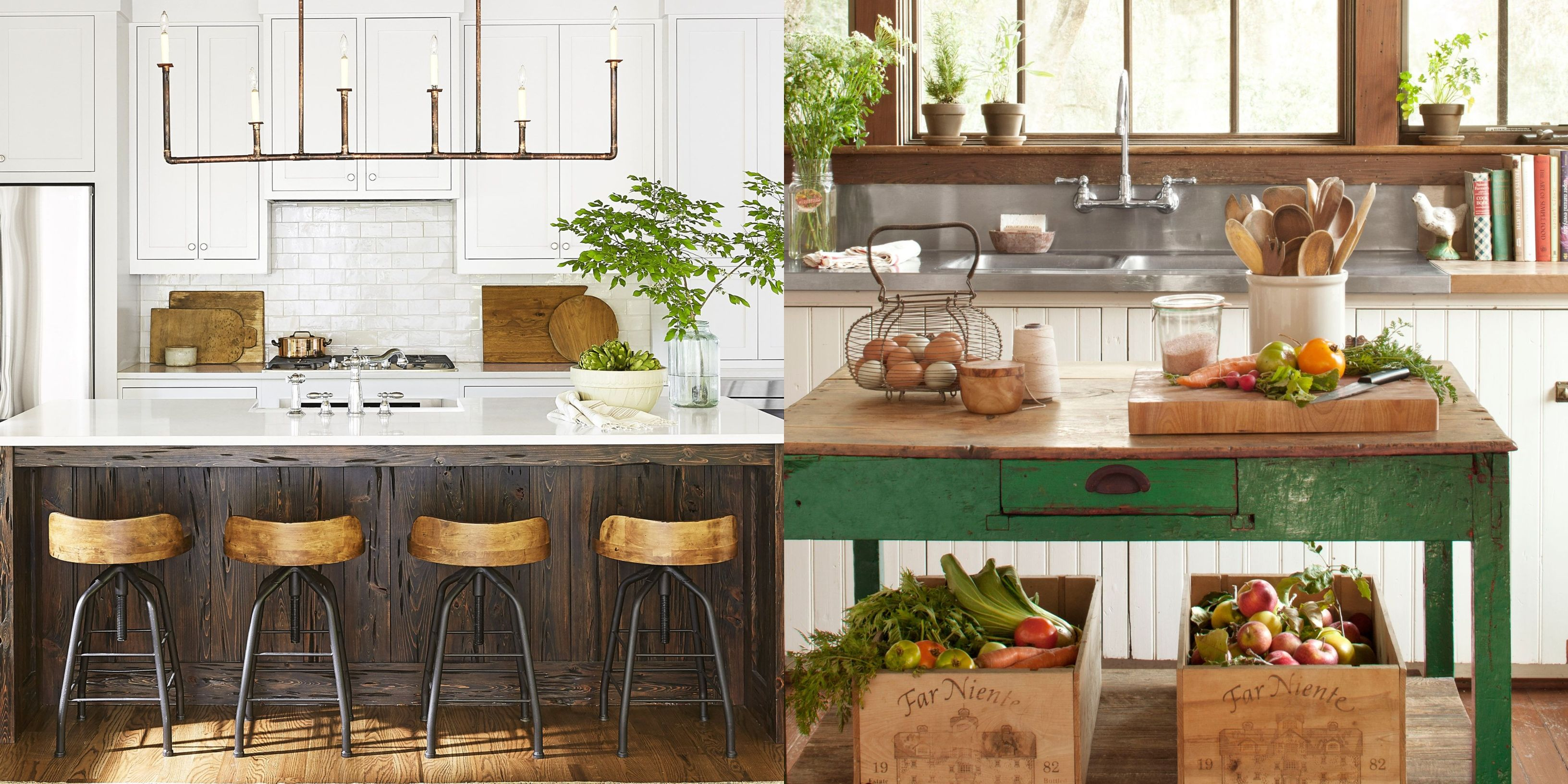 Kitchen Counter And Stools 55 Best Kitchen Island Ideas Stylish Designs For Kitchen Islands