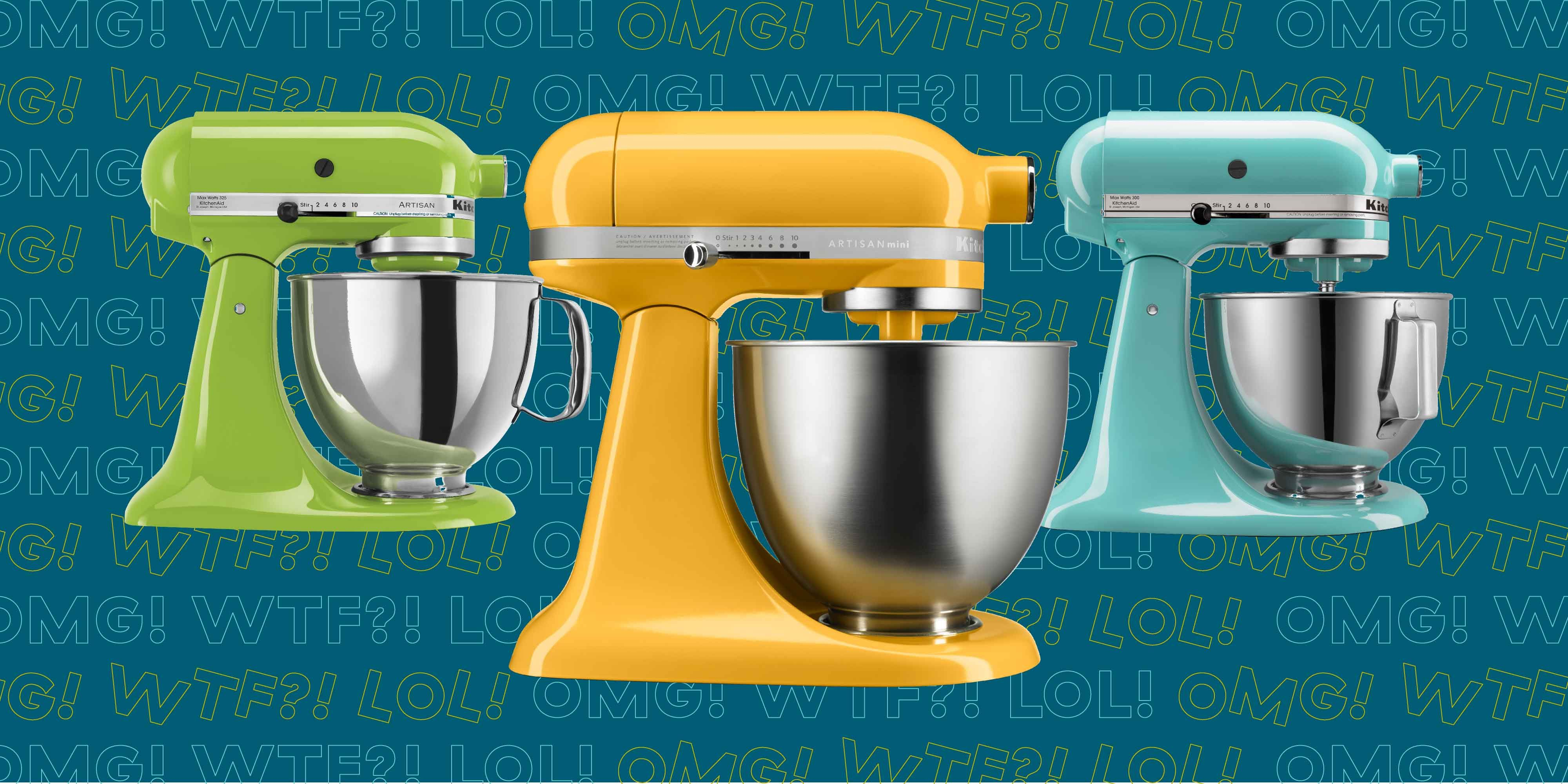 Kitchenaid Küchenmaschine Video What You Should Know Before Buying A Kitchenaid Stand Mixer Delish