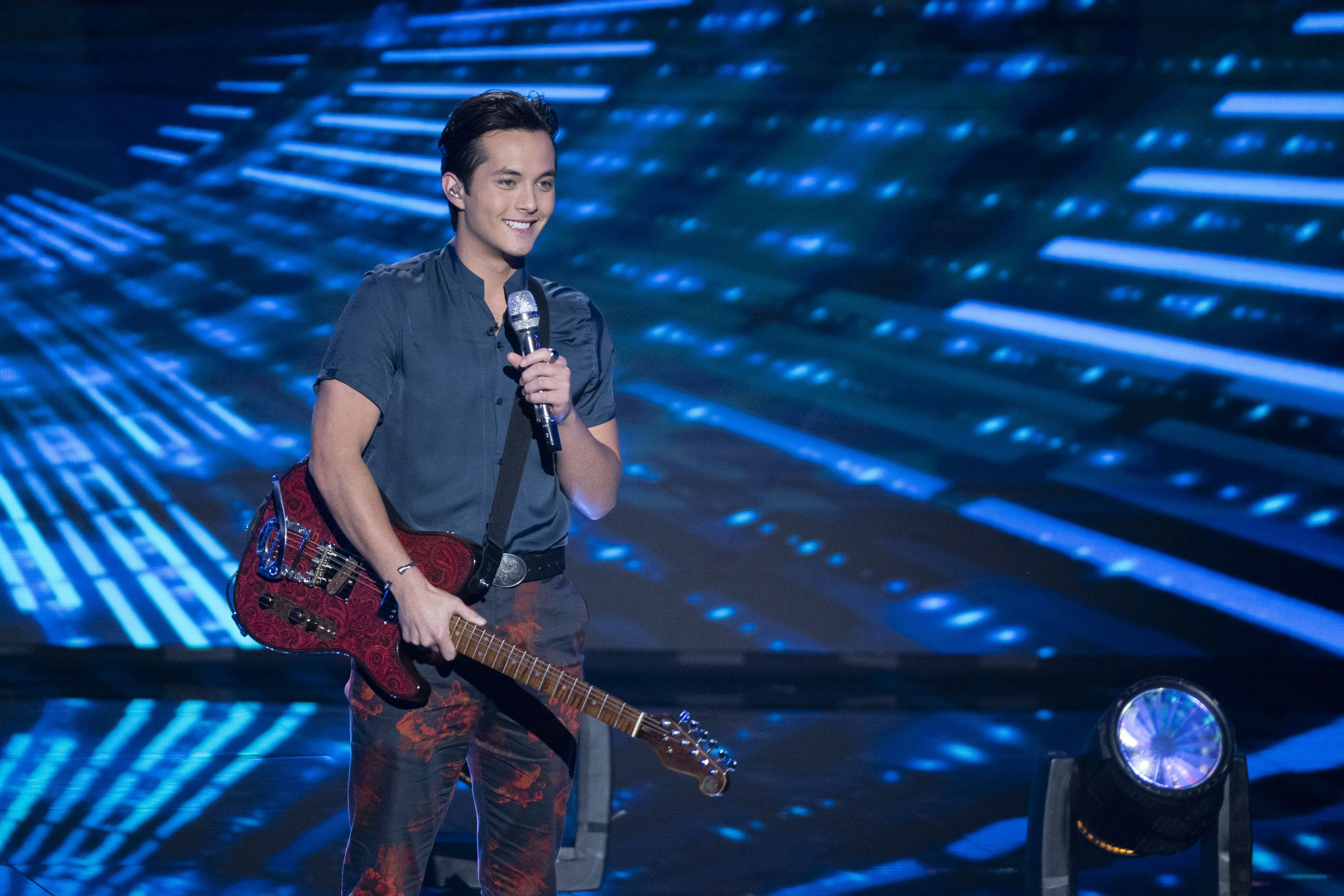 Laine Who Is Laine Hardy On American Idol 2019 A Look Back At The