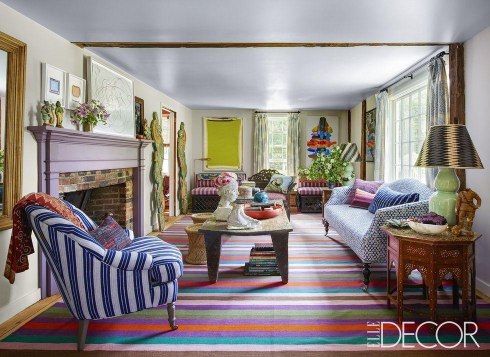 30 Best Living Room Ideas - Beautiful Living Room Decor - elle decor living rooms