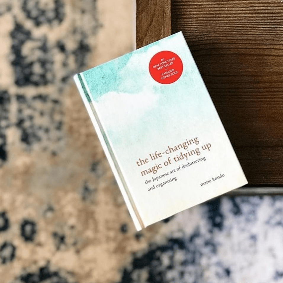 The Life Changing Magic Of Tidying 6 Things Marie Kondo S Life Changing Magic Of Tidying Up Book