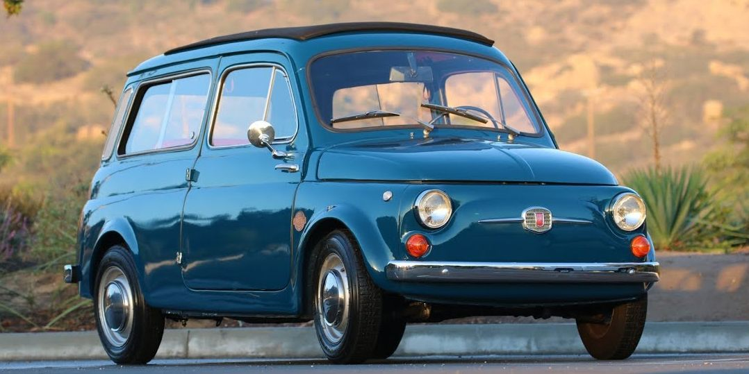 Pure Frankfurt An Electric Conversion Made This Fiat 500 A Daily-drivable