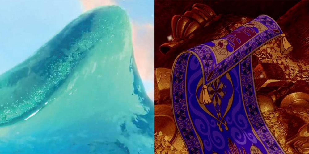 13 Easter Eggs You Missed In 39moana39 Disney39s 39moana