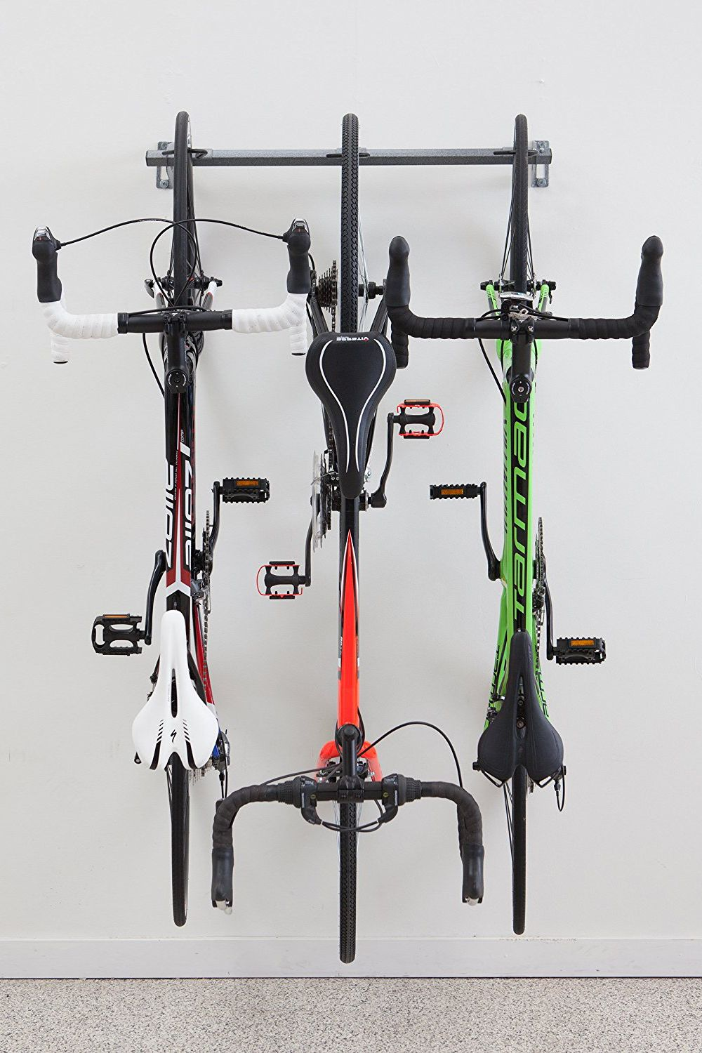 Tidy Garage Bike Rack Installation 10 Genius Garage Organization Ideas