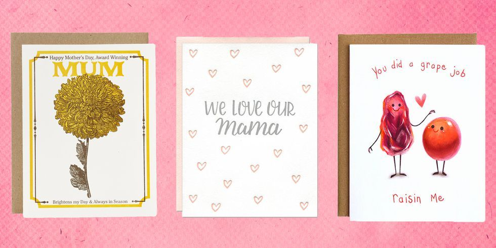 28 Happy Mothers Day Cards - Cute Cards to Buy for Mom - mother s day cards