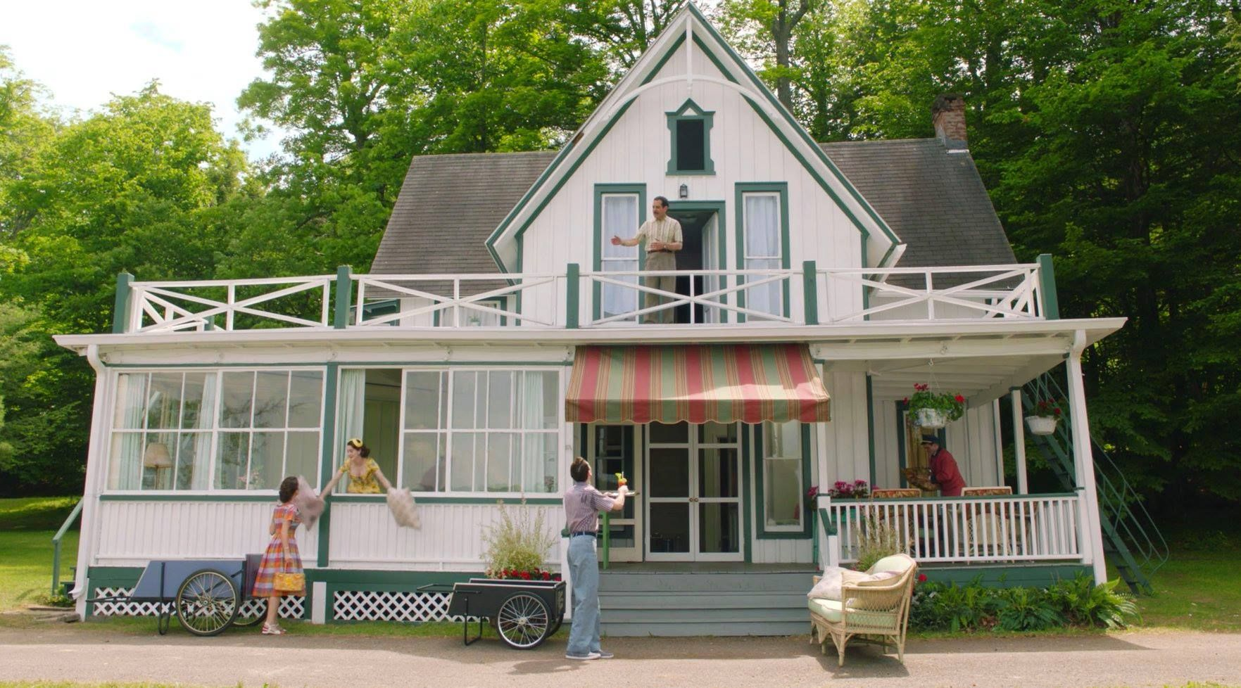 Catskills Resort Seen On The Marvelous Mrs Maisel Is For Sale