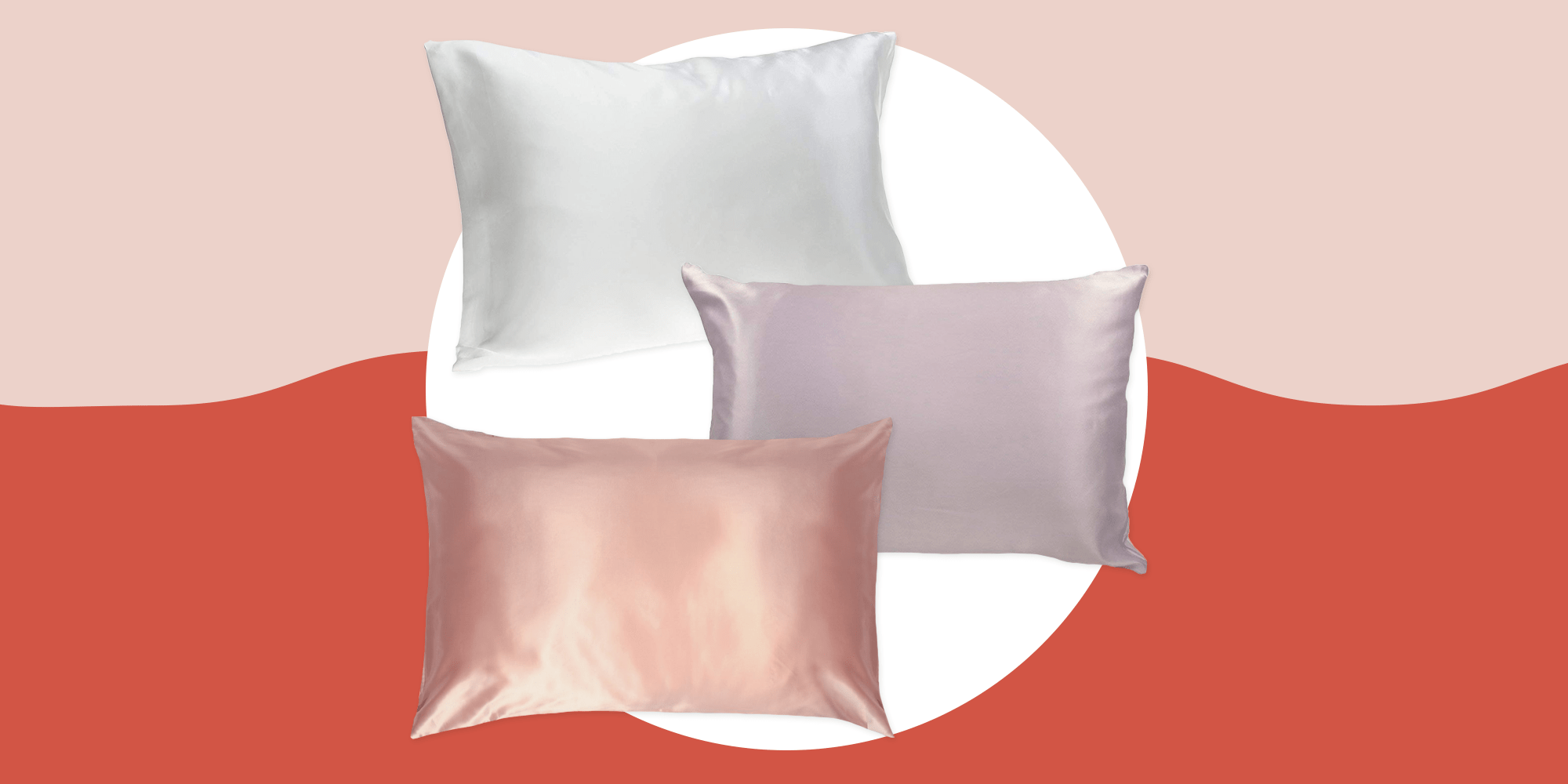 Pillows On Sale At Target 12 Best Silk Pillowcases 2018 Top Silk Pillowcases For Better