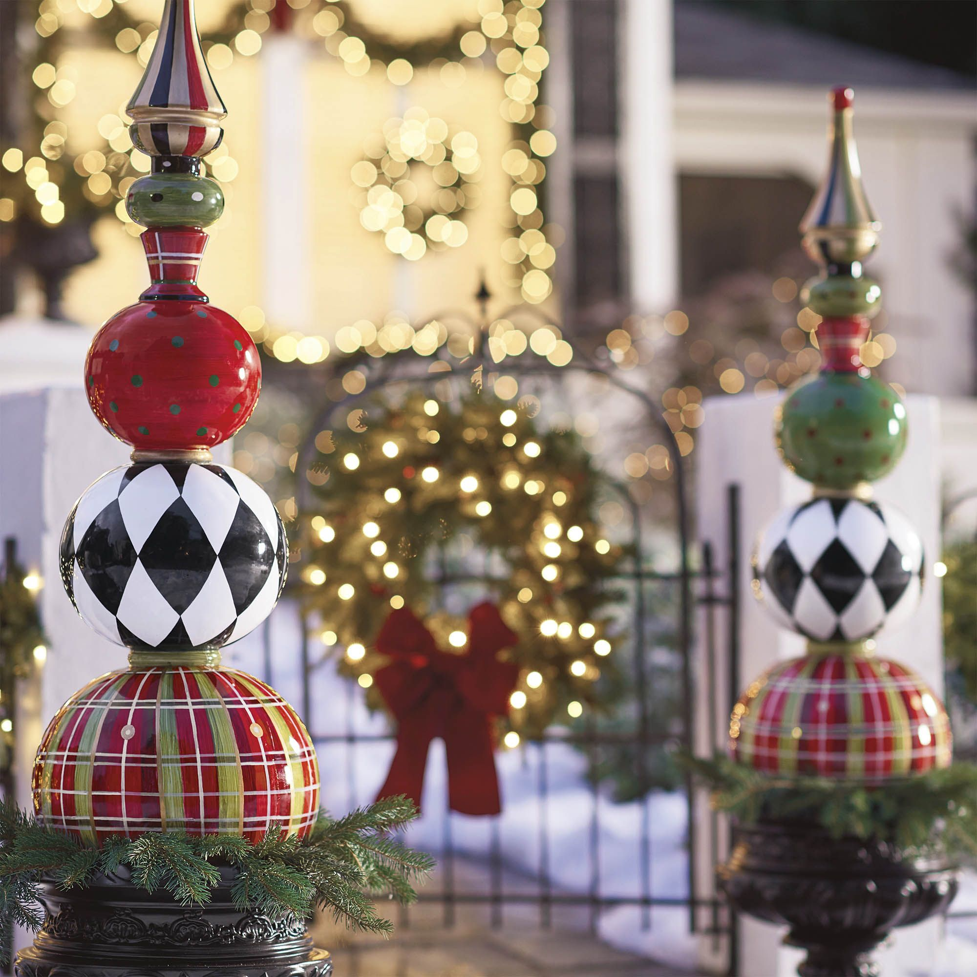 Elle Decoration Weihnachten 70 Picture Perfect Outdoor Christmas Decoration Ideas