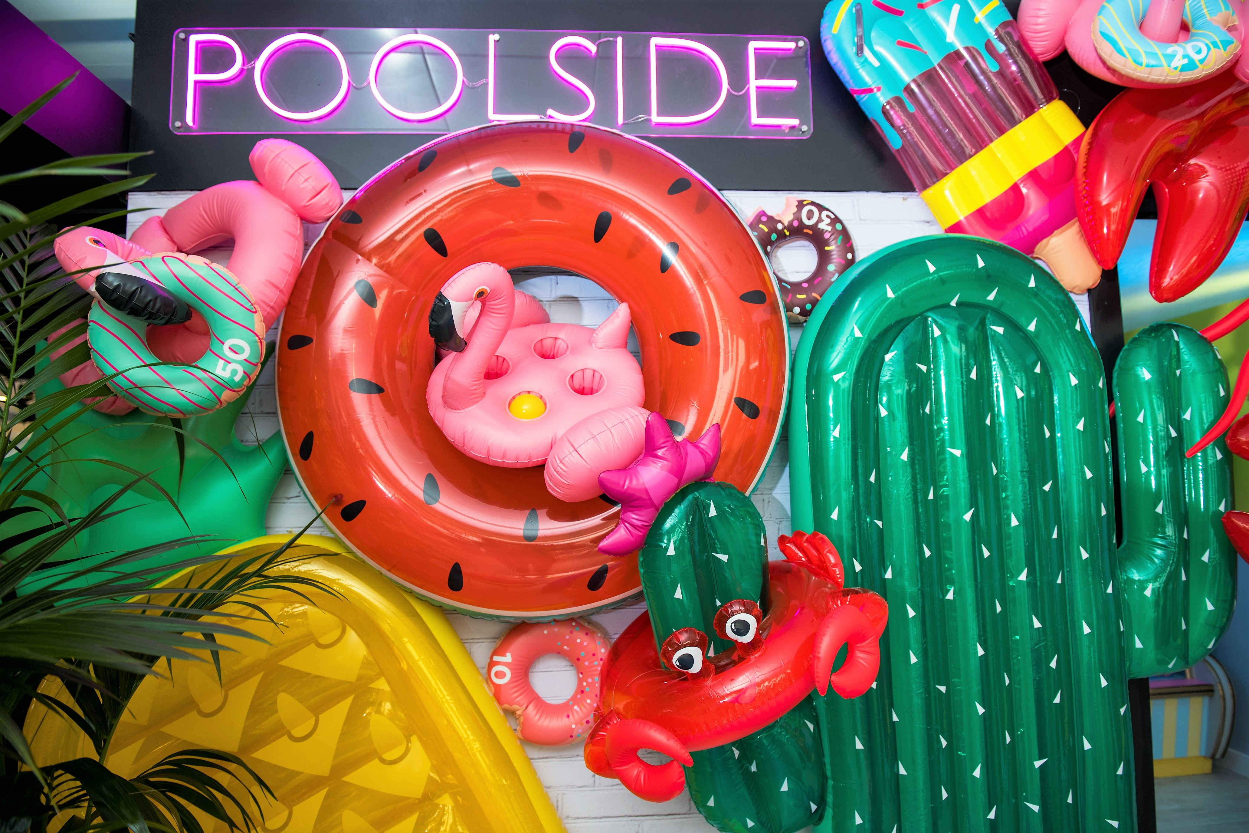 John Lewis And Sunnylife Launch Poolside Pop Up At London Oxford Street