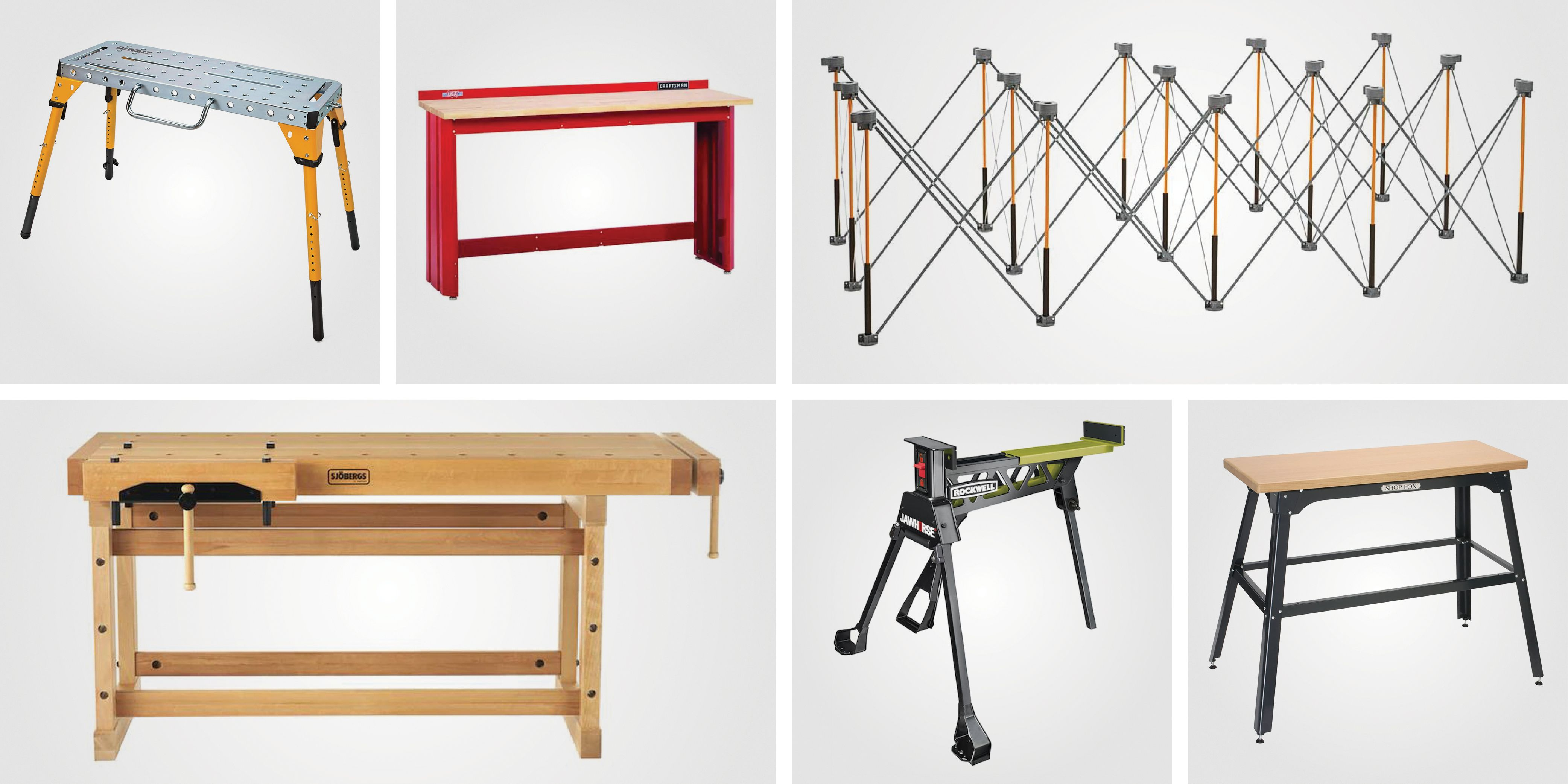 Best Workbenches 2021 Workbench Reviews