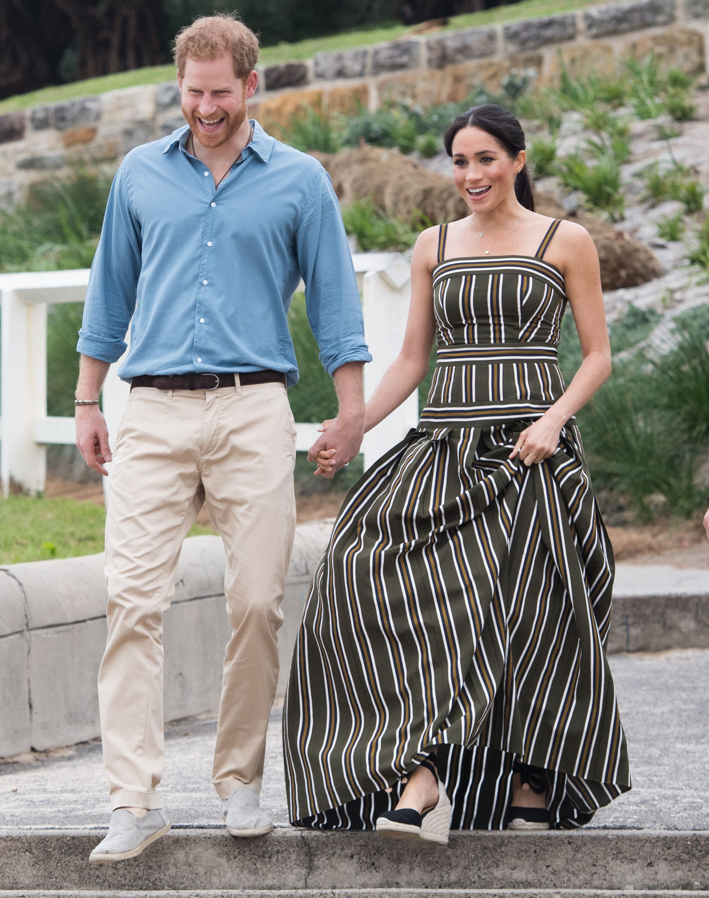 Casual Look Haare Fashion Rules And Style Protocol The Royal Family Must Follow