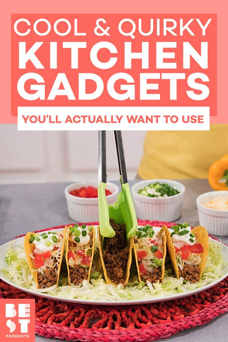 Gadget Cuisine 50 Coolest Kitchen Gadgets To Buy In 2019 Quirky Kitchen Tools