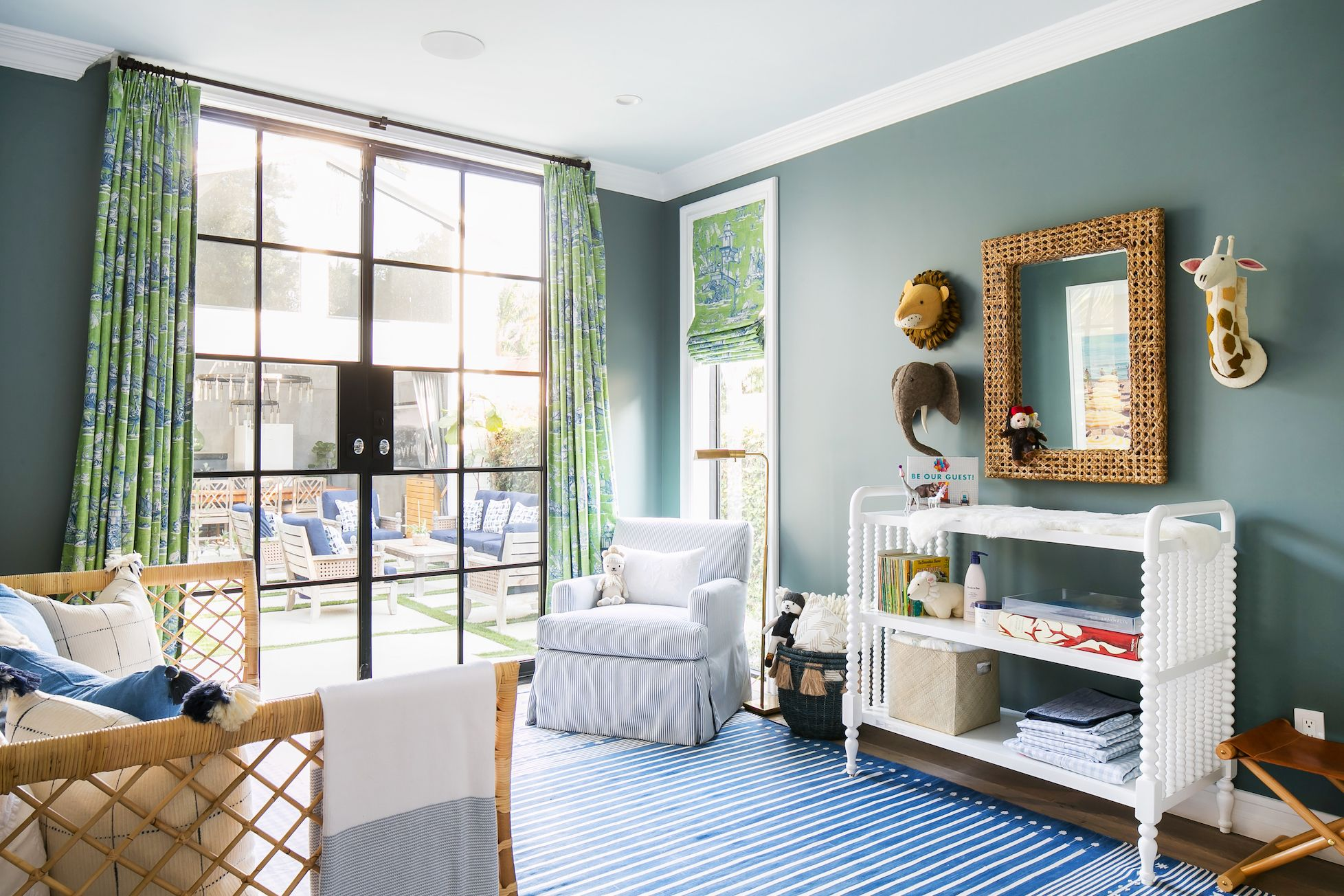 Renover Malin Photographer Gray Malin Reveals His Twins Playroom Design