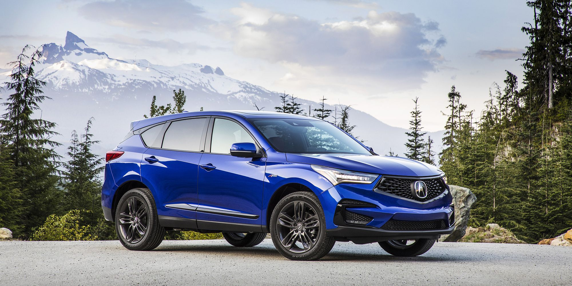 2019 acura rdx first drive