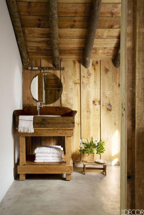 Medium Of Rustic Home Decor
