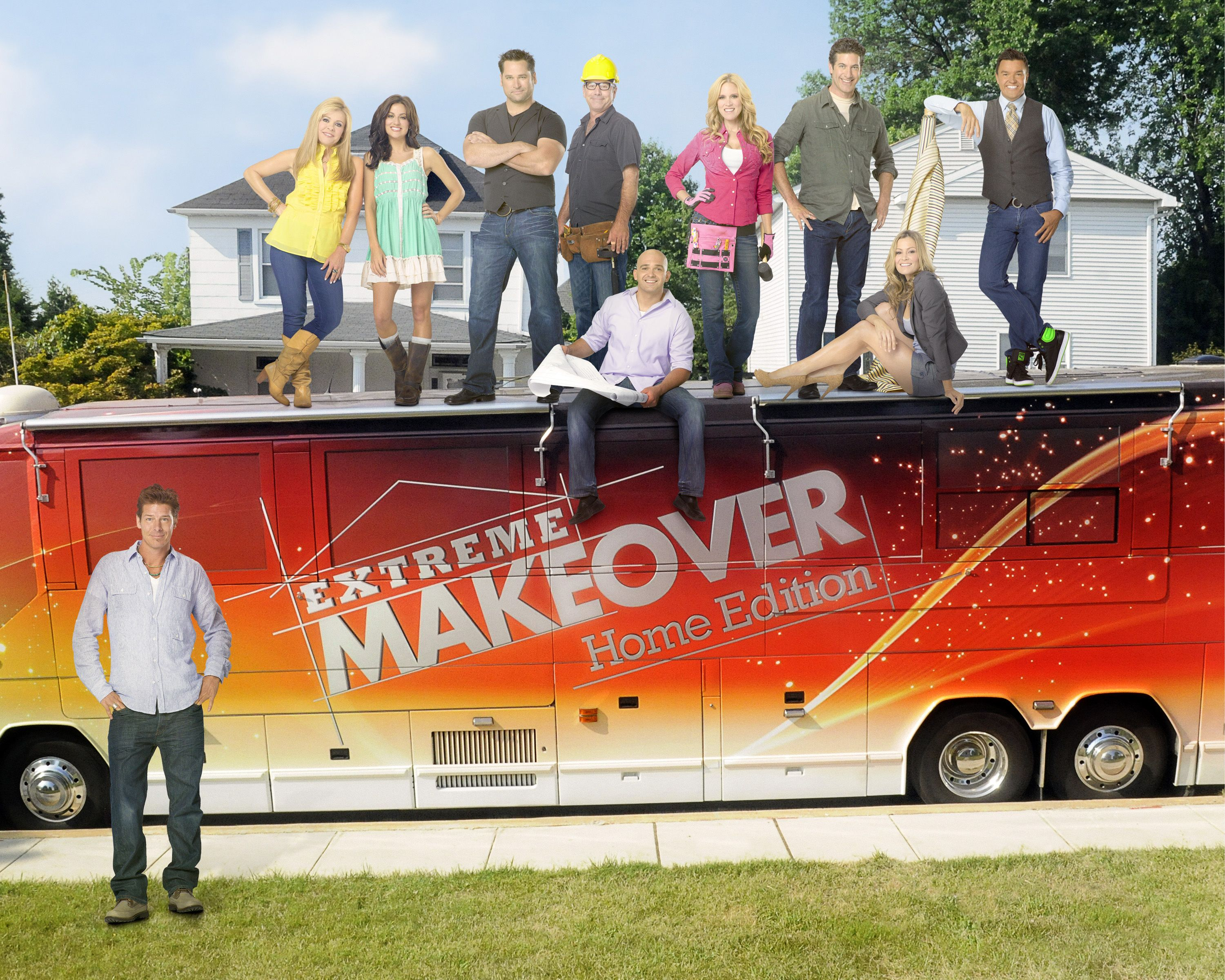 Make Over Extreme Makeover Home Edition Coming Back To Tv All About The