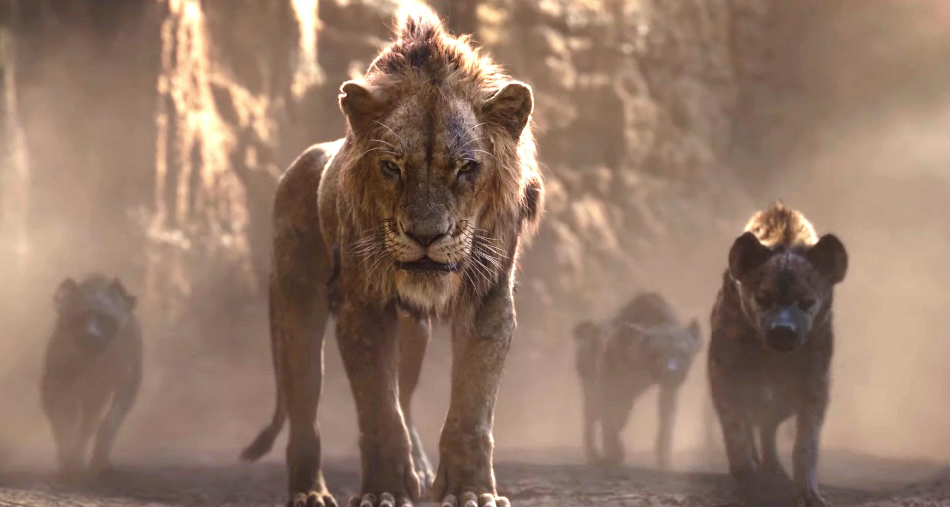 the lion king trailer 2019 vs 1994