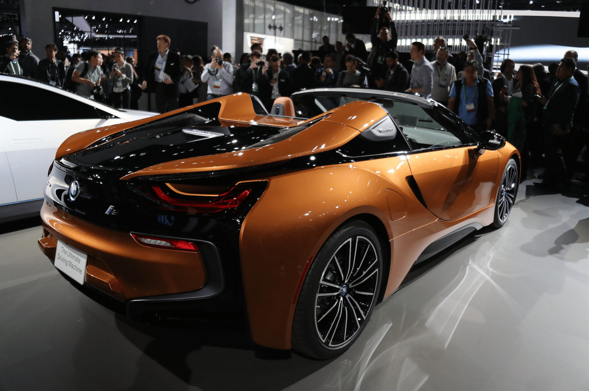 Electric Blue Wallpaper Hd 2019 Bmw I8 Roadster This Is It With Slightly More
