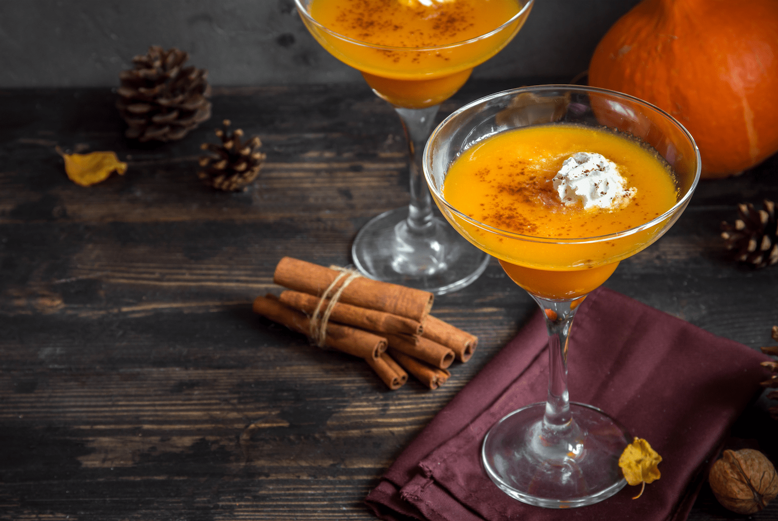 Easy Halloween Shots Recipes 30 Best Thanksgiving Cocktails Easy Alcoholic Drinks For