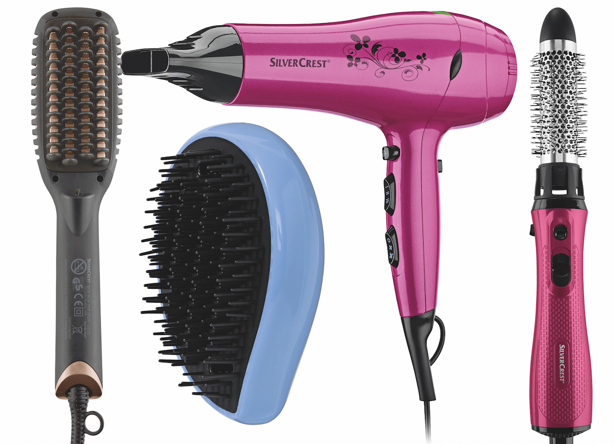 Lidl Salon Lidl Has Launched A Range Of Hair Styling Tools That Start