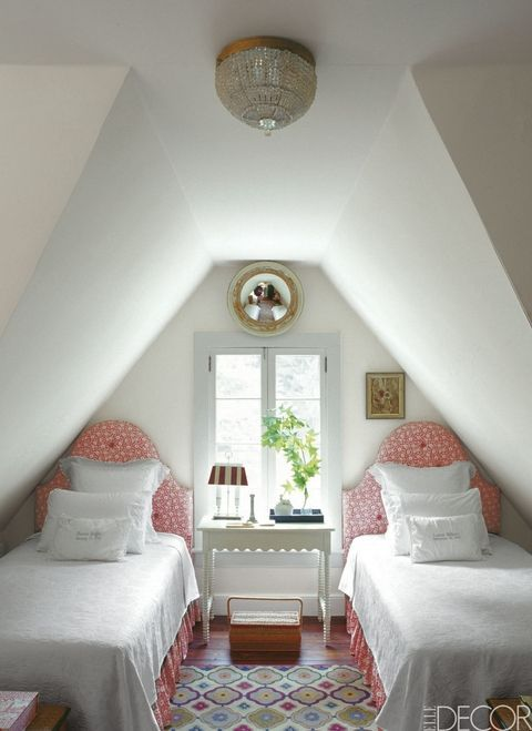 26 Small Bedroom Design Ideas -Decorating Tips for Small Bedrooms - ideas for a small bedroom