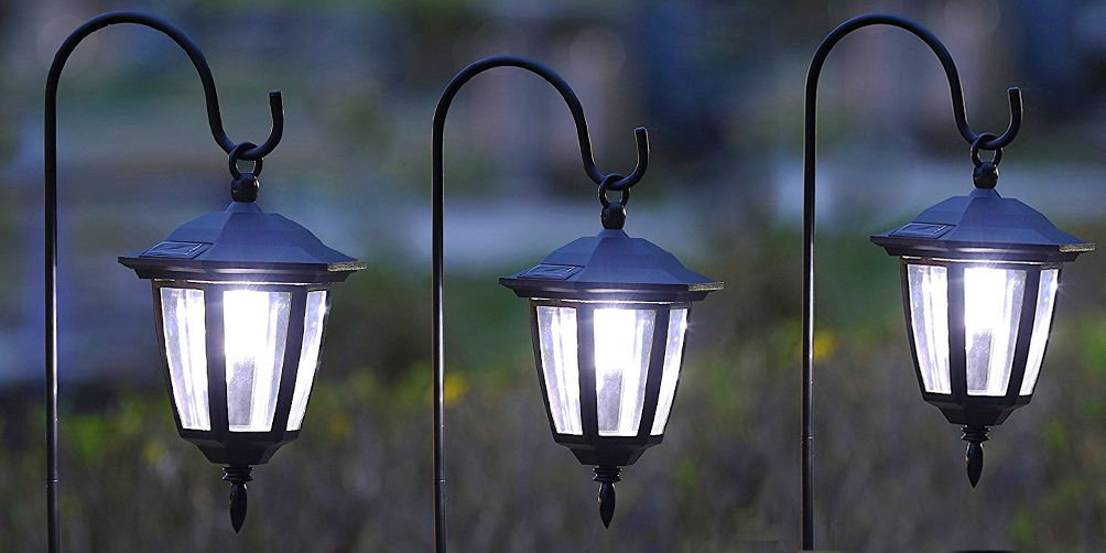 9 Best Outdoor Solar Lights For 2018 Solar Powered