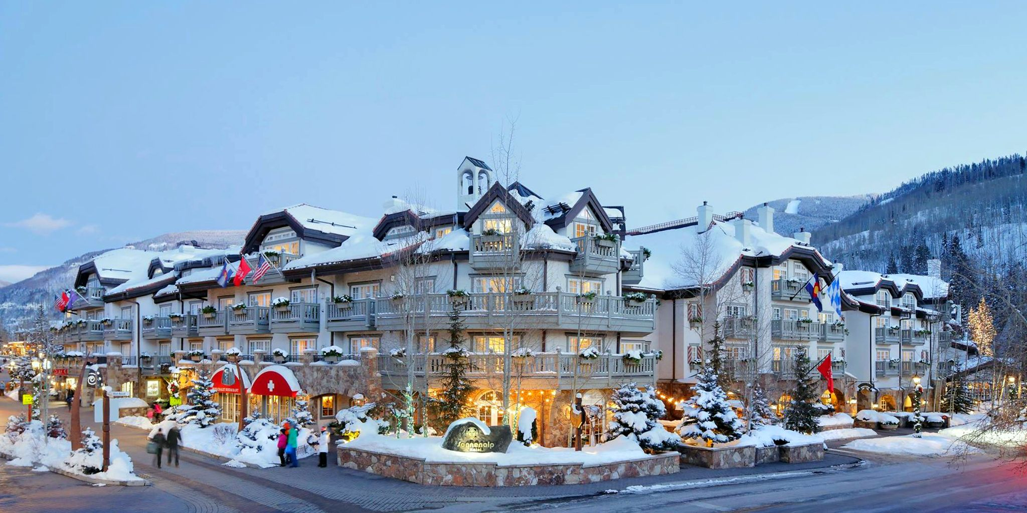6 Best Hotels In Vail For A Scenic Alpine Getaway Top Vail Hotels Of 2018