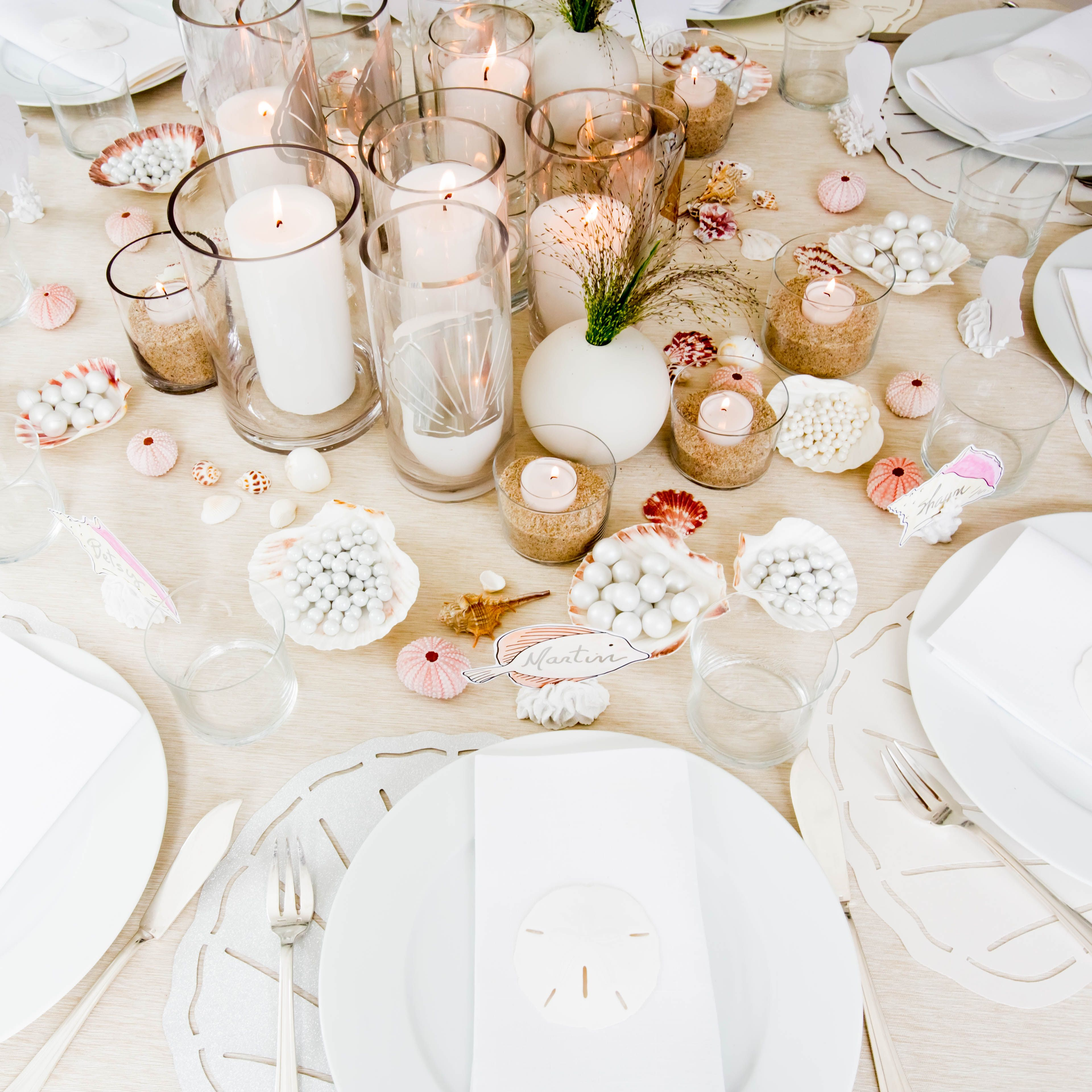25 Gorgeous Summer Table Decorations Summer Party Decorations