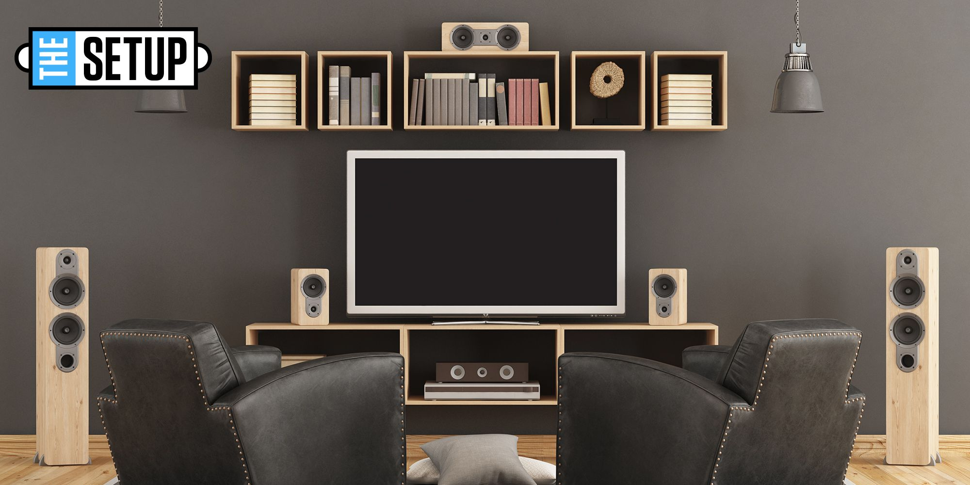Nice Speakers For Room The Setup Building A Great Home Entertainment System