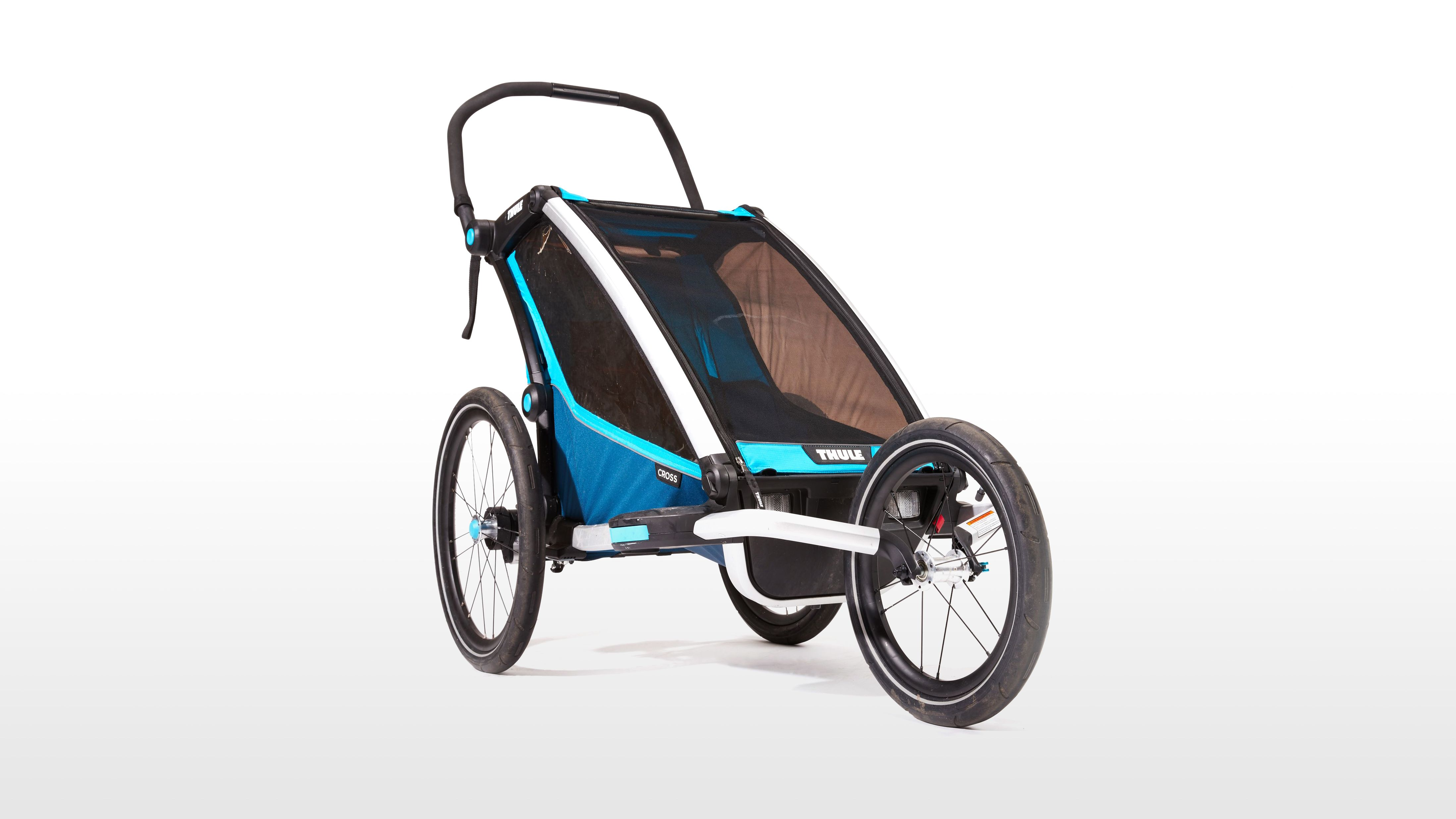Jogging Stroller Weather Shield Thule Chariot Cross Review Best Jogging Strollers