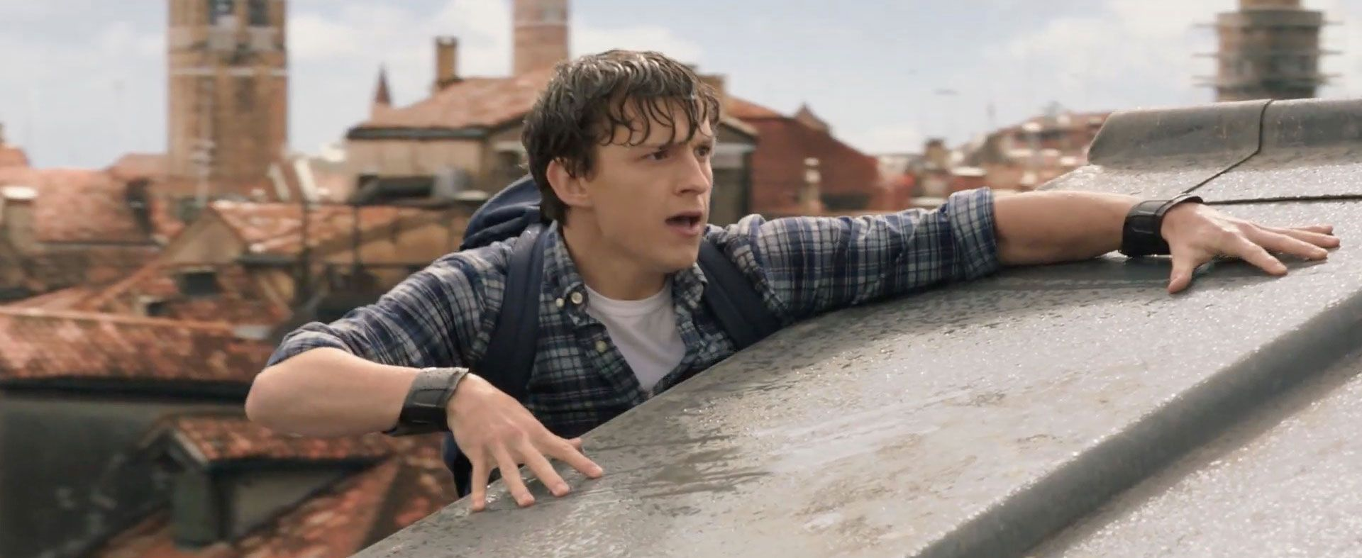 Tom Trailer Tom Holland