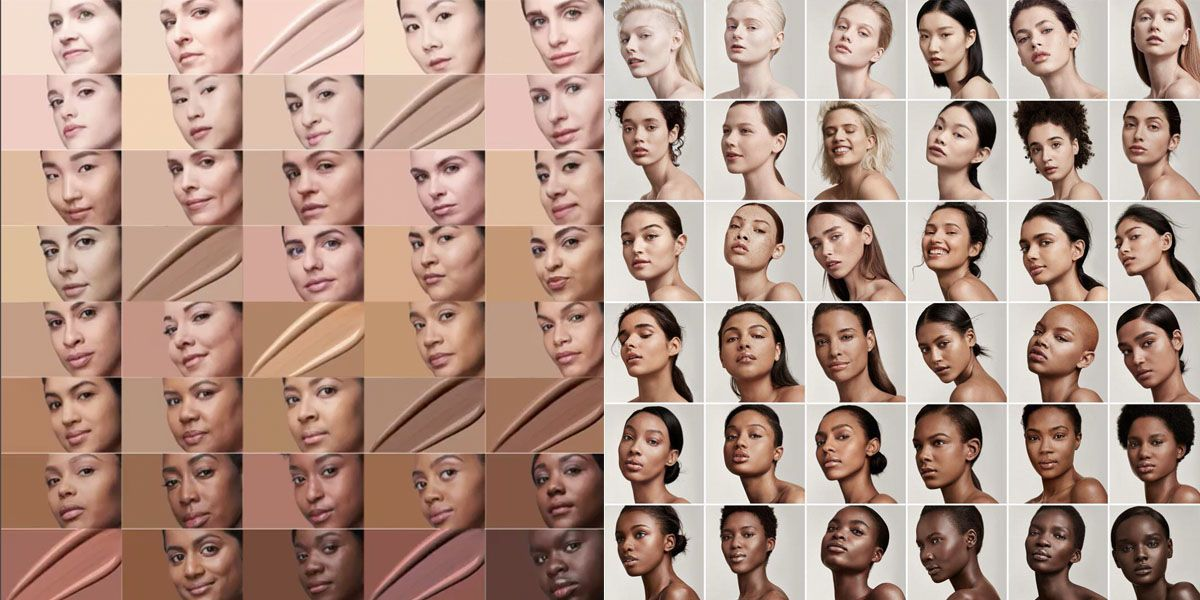 Makeup Companies Are All Launching 40 Foundation Shades - The Fenty