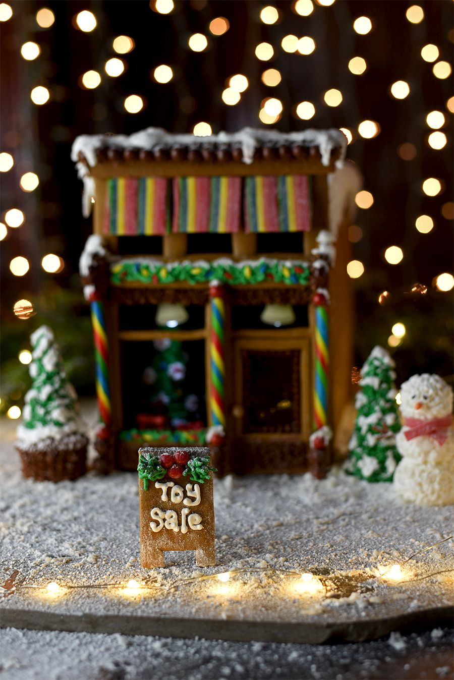 Elle Decoration Weihnachten 40 Amazing Gingerbread Houses Pictures Of Gingerbread House Design