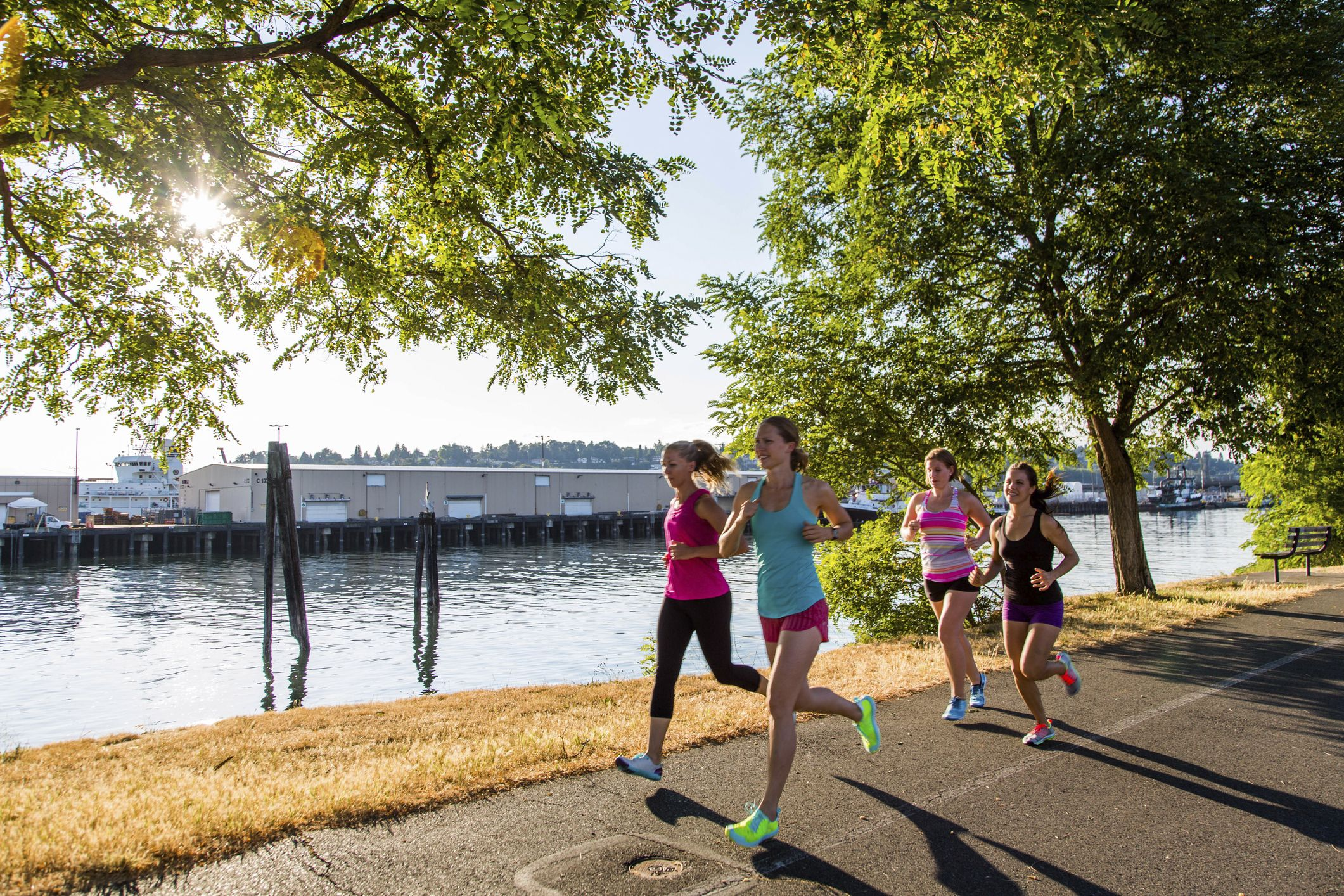 Jogging Run Time 4 Run Workouts You Can Crank Out In Just 40 Minutes On Your Lunch Break
