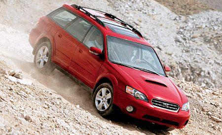 2005 Subaru Outback 25XT Limited