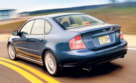 2005 Subaru Legacy 25GT Limited