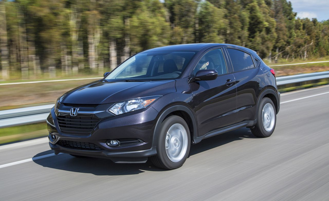 What Car Honda Hrv 2016 Honda Hr V First Drive 8211 Review 8211 Car And Driver