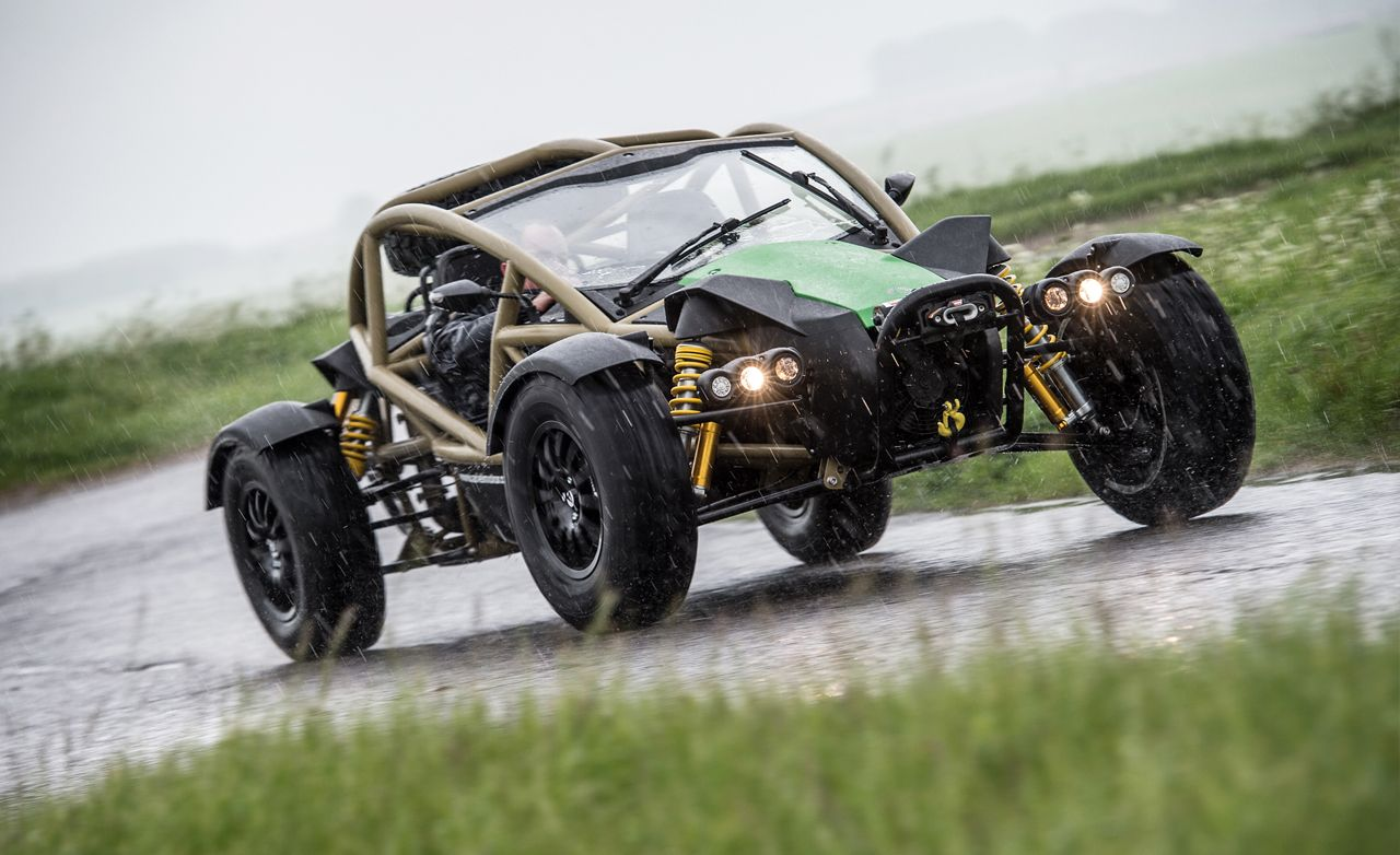 Kart Cross Buggy Build Ariel Nomad Off Road Buggy Review It S Fun To Be Muddy