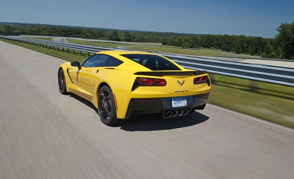 From Inception to C7 A Timeline of Corvette History \u2013 Feature \u2013 Car