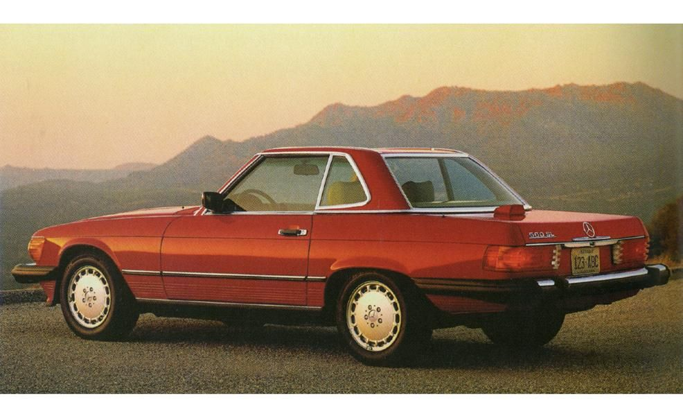 1972\u20131989 Mercedes-Benz SL-class Buyer\u0027s Guide \u2013 Feature \u2013 Car and