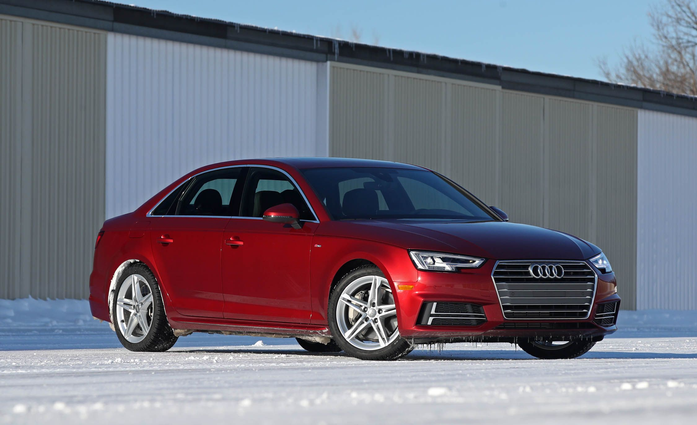 Audi A4 Coupe Audi A4 And A5 Drop Manual Transmission Option For 2019
