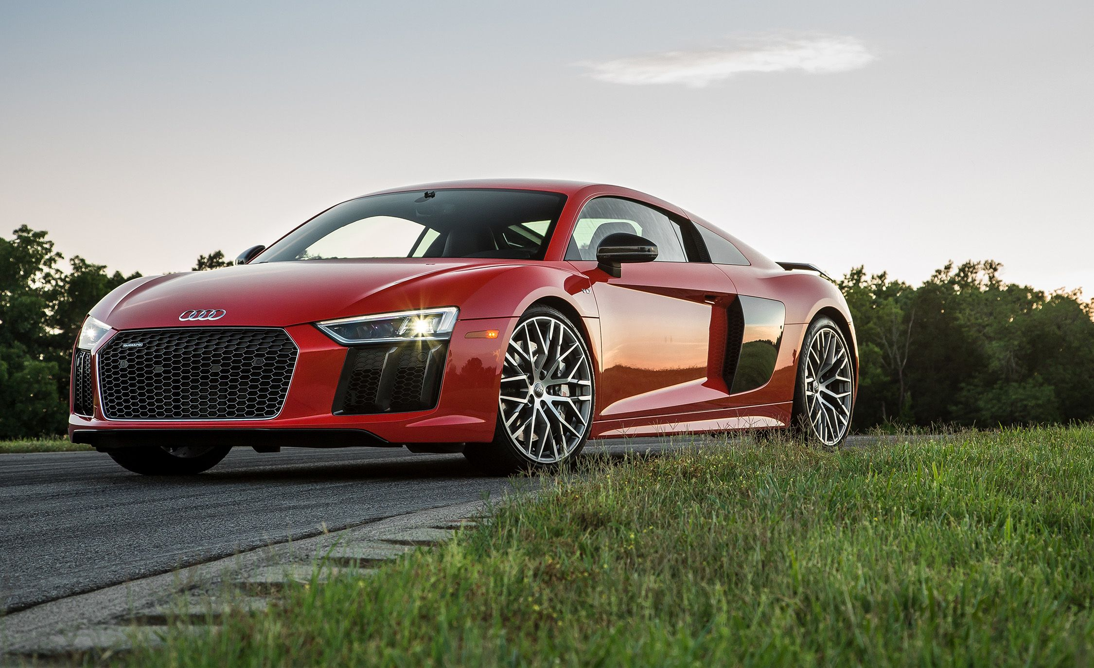 Land Rover Car Wallpaper 2018 Audi R8 Review 2018 Audi R8 Coupe And Spyder