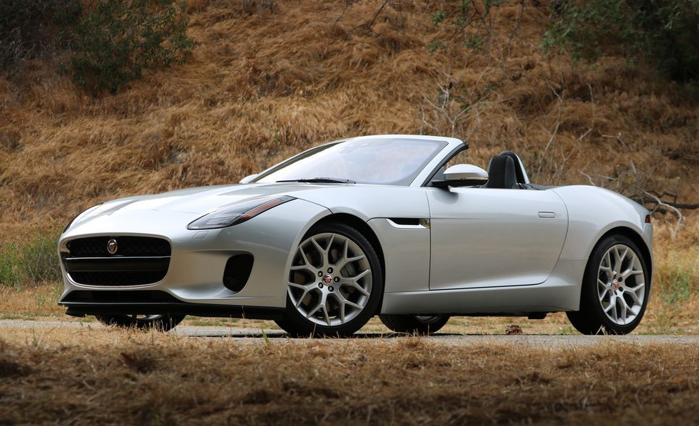 2020 Jaguar F-type Reviews Jaguar F-type Price, Photos, and Specs