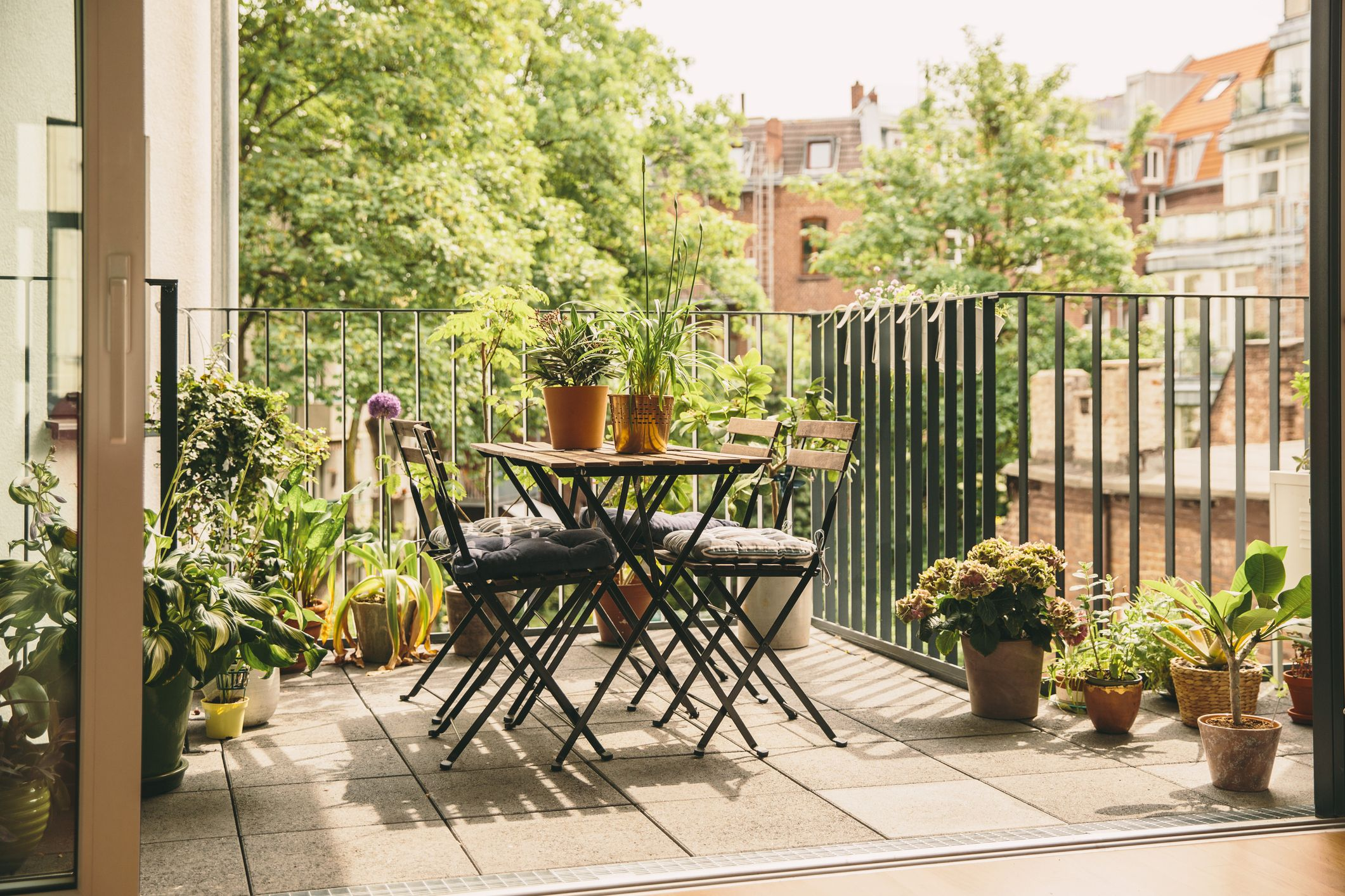 Balcon Design Balcony Garden Ideas Plants Furniture And Affordable Updates