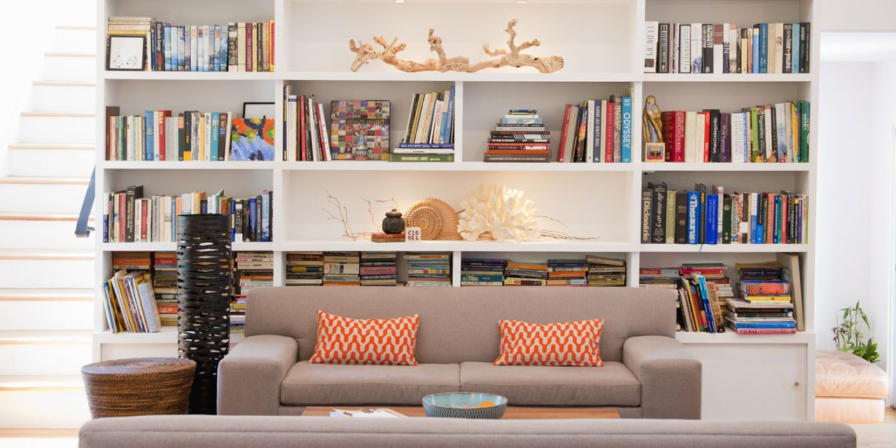 7 Ways To Style Your Bookshelf The Shelfie