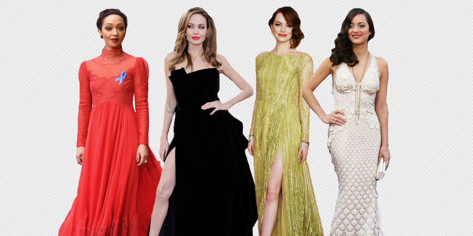 53 Most Iconic Oscar Red Carpet Dresses Of All Time