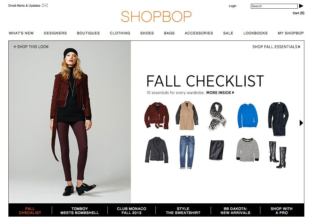Design Shop Online 50 Best Online Shopping Sites Where To Shop Online Now